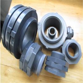 厂家批发水箱接头4分,6分,1寸,2寸UPVC接头堵头批发