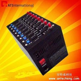 安特成厂销Q2403国外充值多口GSM MODEM