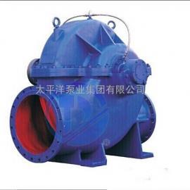 TPOW型中开蜗壳式单级双吸离心泵