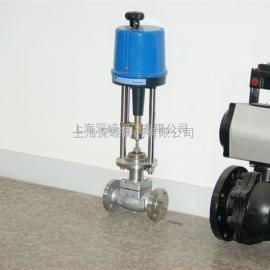 ZDSG直行程电动调节阀隔膜阀