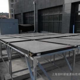 平板太阳能热水工程报价