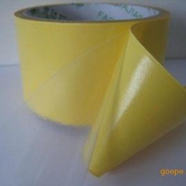 超粘PET双面胶带 透明薄膜双面胶带