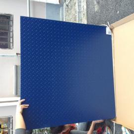 1吨电子地磅带打印可打印不干胶