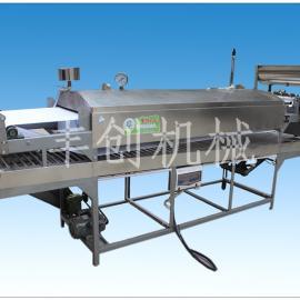 自动折叠凉皮机大型面皮机一次成型河粉机