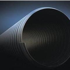 pe钢带增强螺旋波纹管销售