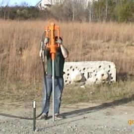手持式液压柱状土壤采样钻机GL-10