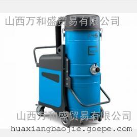 奥仕洁三相电工业吸尘器,太原机械加工吸尘器,太原车间吸尘器