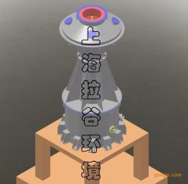 上海拉谷 1.0m3/h酸再生预浓缩器(文丘里)