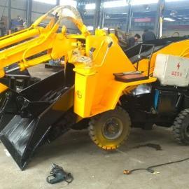滑移式扒渣机-挖掘机-装载机,帅龙重工