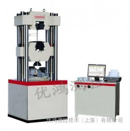 300T微机控制液压弯曲试验机