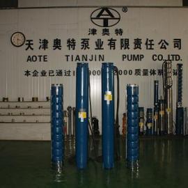 农田灌溉潜水泵-井式提水潜水泵