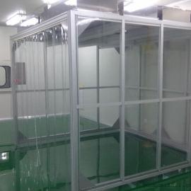 广东洁净棚|简易无尘室|净化车间专业化团队让您更省心