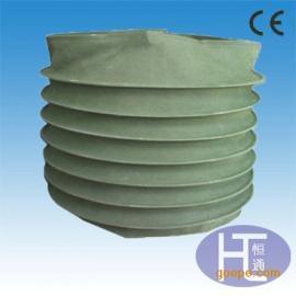 耐高温伸缩防护罩 高温风管 耐高温接头 耐高温软连接