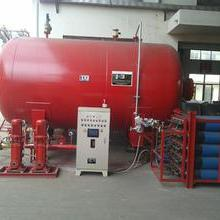 泵房气体顶压消防给水设备厂家