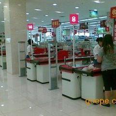 超市出入口防盗报警感应仪
