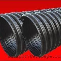 钢带增强螺旋波纹管规格