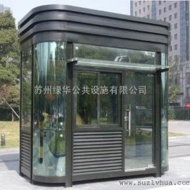 吴江岗亭、吴江不锈钢岗亭、吴江不锈钢站台岗亭