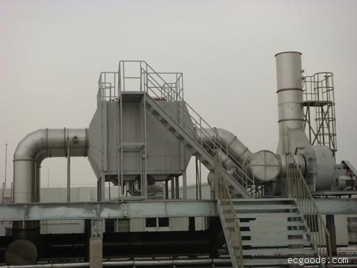优洁好用低压活性炭吸附塔