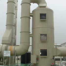 10马力废气处理塔|7.5KW洗涤塔|10HP废气处理洗涤塔