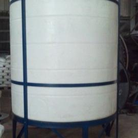 氯酸钠储存罐 酸碱化工贮罐 化工液体盛装罐厂家