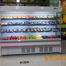 深圳水果风幕柜|水果品牌保鲜柜