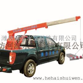 EXC75型电动液压水文巡测车
