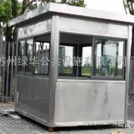 吴江岗亭、吴江不锈钢岗亭