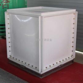 SMC型玻璃钢水箱 SMC组合式水箱 消防模压水箱 储水补水箱