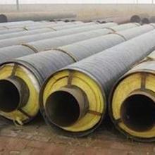 新疆蒸汽直埋保温管 钢套钢保温管 耐高温预制保温管厂家