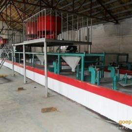 外墙保温防火板生产线 加工定做厂家
