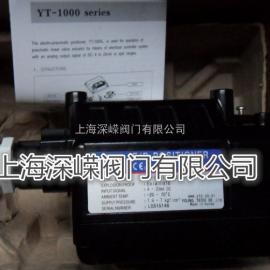 YTC-1000气阀门定位器