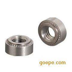 济南压铆螺母|镀锌压铆螺母|S-M3-1压装螺母