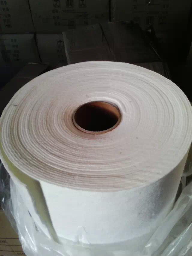 陶瓷纤维纸产品-硅酸铝纤维纸图片-高温隔热纸大量供应