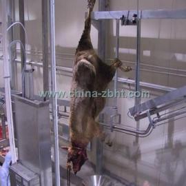 牛屠宰专用电刺激装置