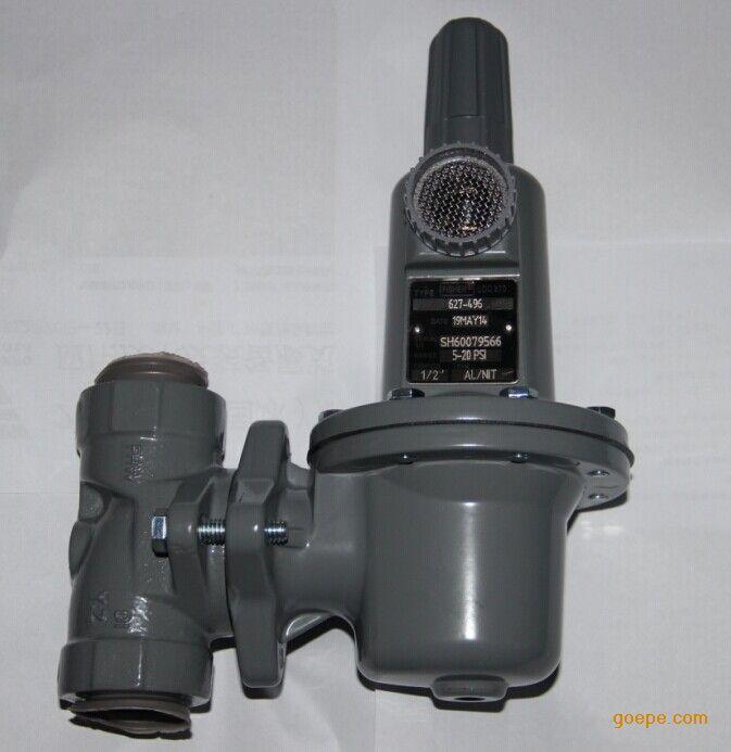 美国fisher费希尔627-496减压阀燃气减压阀图片