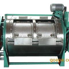工业洗衣机-烫平机-脱水机100KG洗脱两用机***新厂底价表