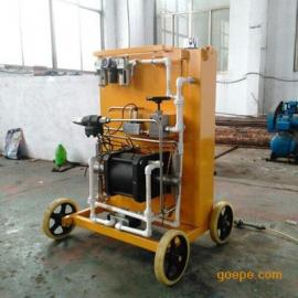 QY140单杠气动试压泵