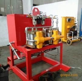 QY140AJ双缸气动试压泵