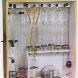 SB9801奥氏气体分析器配件报价单