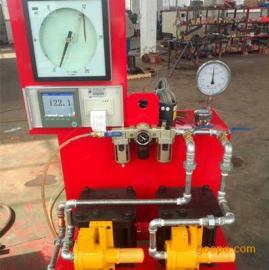 机械圆盘记录仪气动试压泵