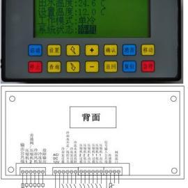 高性能液晶大屏显示豪华版冷水机温度控制器(JC-C)