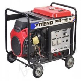 移动式发电电焊机