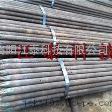 江苏南京注浆钢花管 锚杆厂直供 可定制