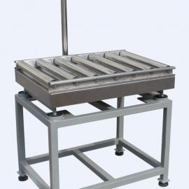 带4-20ma滚筒电子秤,200kg流水线电子秤