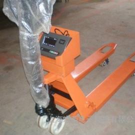 2.5吨液压叉车秤,铲车电子秤成本价