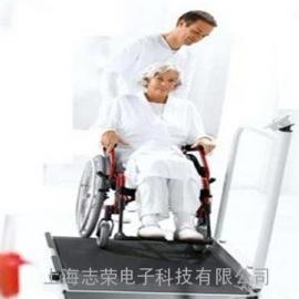 洗肾中心不锈钢轮椅秤,轮椅电子秤