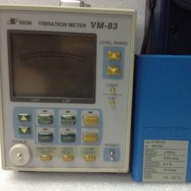 日本理音 VM-83 超低频便携式测振仪