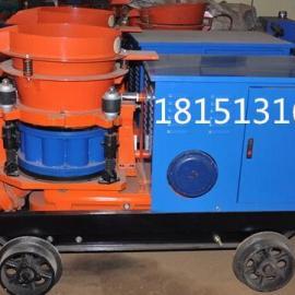 JPS5I-L矿用湿式喷浆机 湿喷机配件 煤矿湿式混凝土喷射机