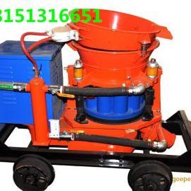 气动喷浆机 矿用潮式喷浆机厂家批发  混凝土喷射机 型号PZ-5