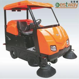 厂家直销CZ2000大型驾驶式扫地车